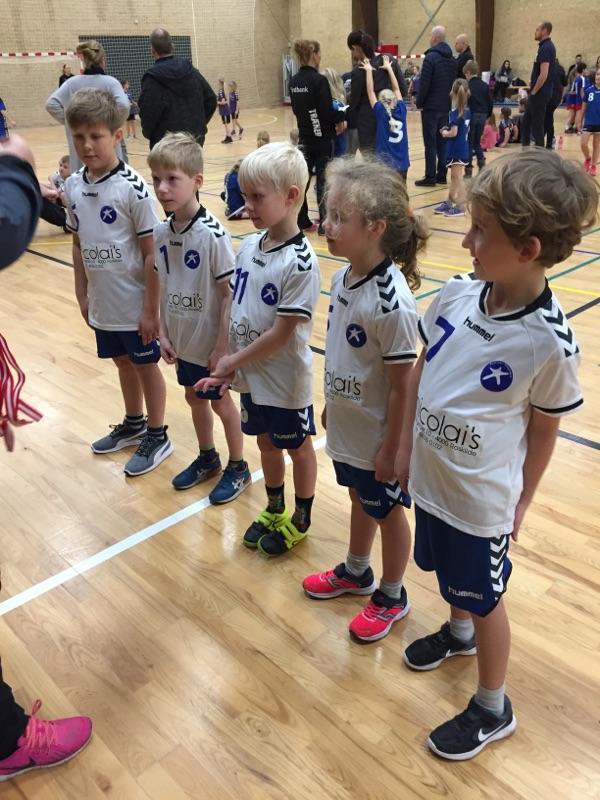 Børnehåndbold 3 – 8 år i Roskilde Håndbold