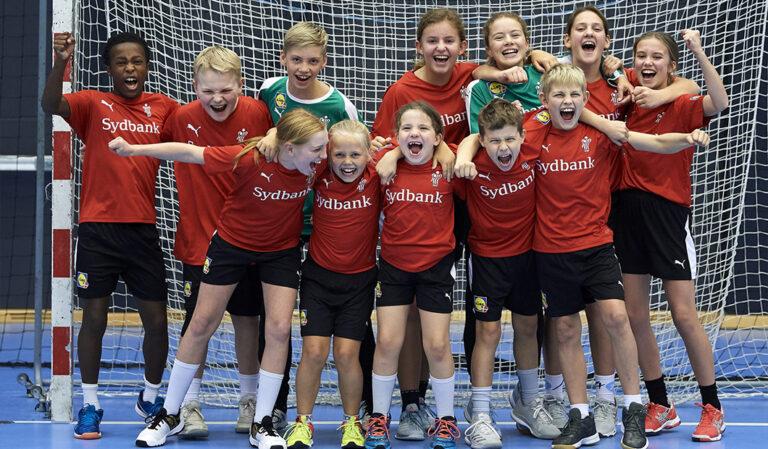 Håndboldskolen – en bragende succes