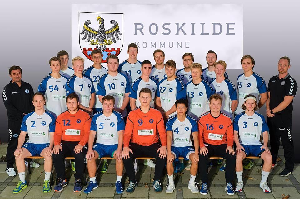 Roskilde Håndbolds herrer i 1. division