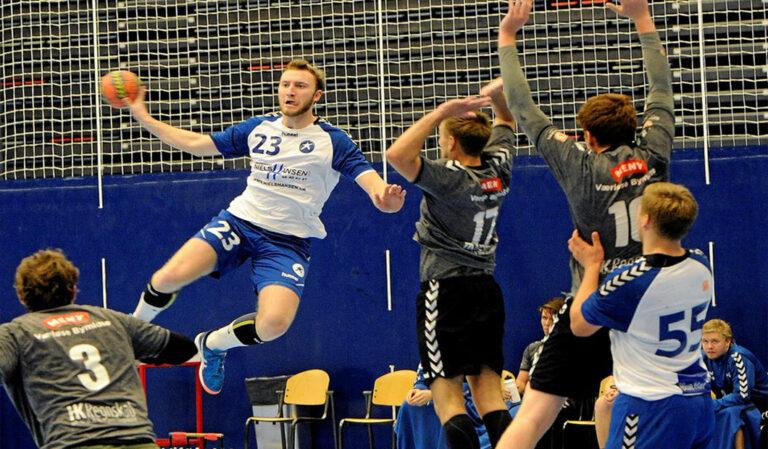 Roskilde Håndbolds herre 2 i 3. division!!