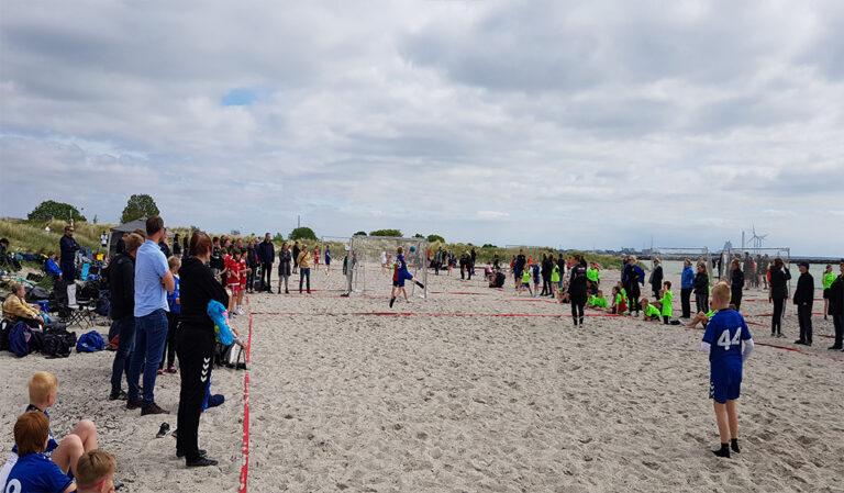 Sidste strandhåndbold