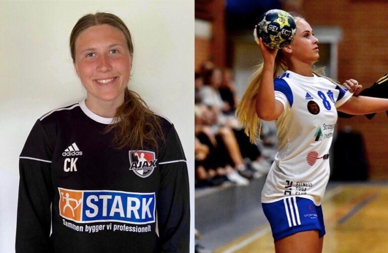 To unge talenter til Roskildes damer