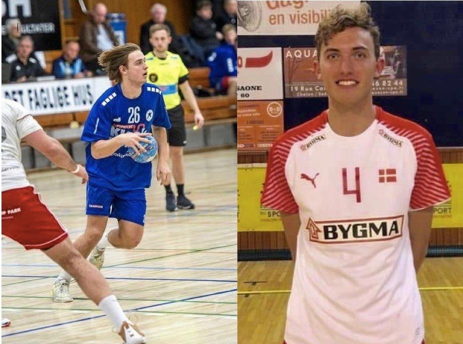 Talentfulde bagspillere indvier seniorkarrieren i Roskilde