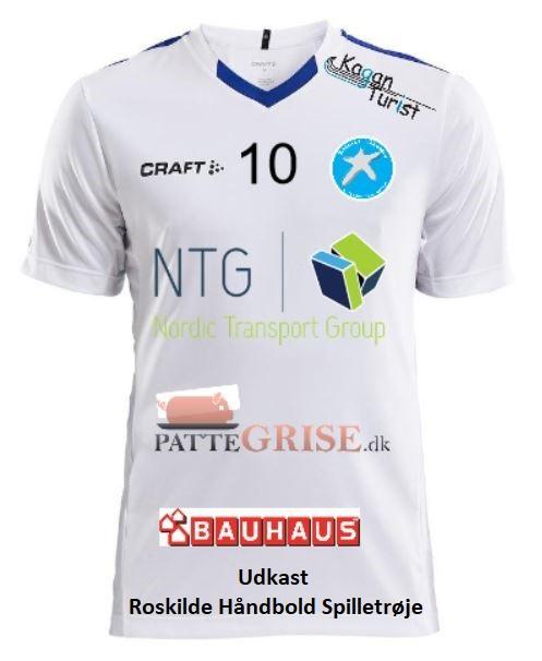 Ny tøjsponsor i Roskilde Håndbold