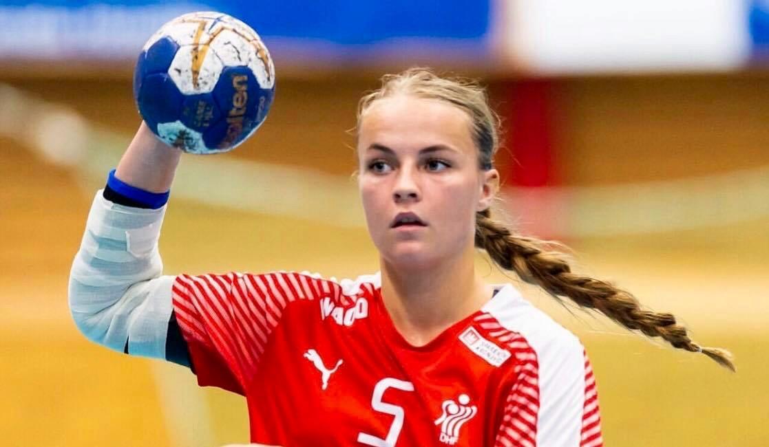 Landsholdsspiller indleder seniorkarrieren i Roskilde