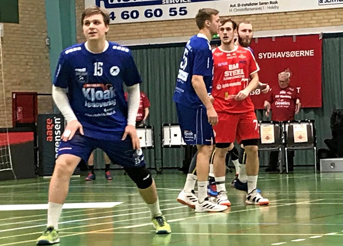 Klubmand fortsætter i Roskilde-trøjen