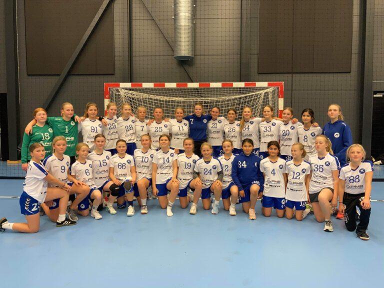 Danmarks største håndboldklub er nu flot klædt på