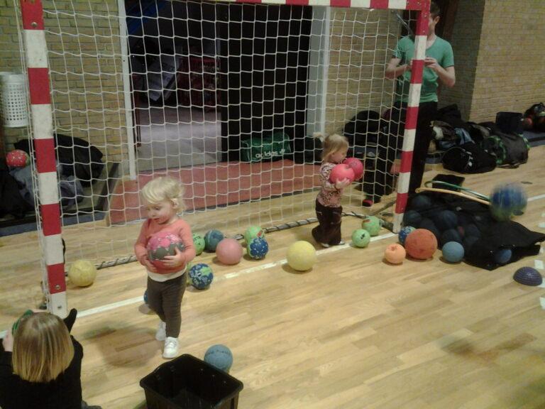 Babyhåndbold – vi glæder os til at se jer